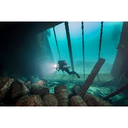Lake Michigan Wreck Diver Speciality