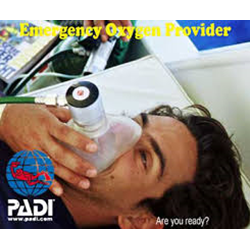 Emergency Oxygen For Divers