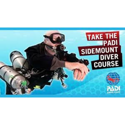 Sidemount -recreational