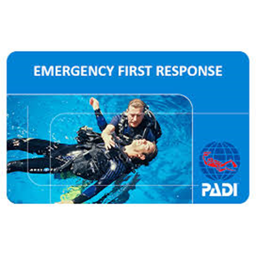 Emergency First Responder w/first aid/AED