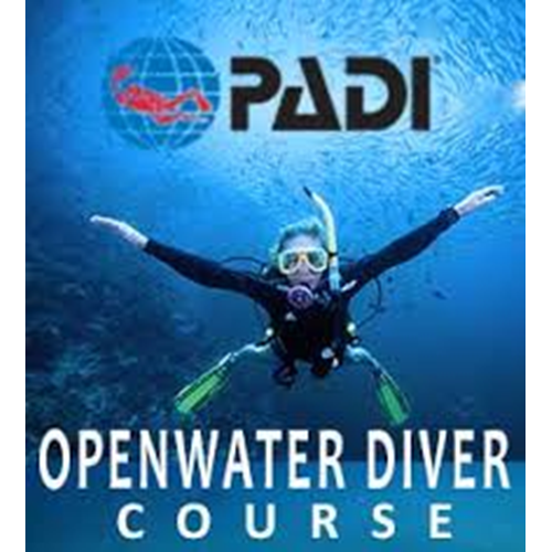 Open water Diver Class- Phase 1 & 2