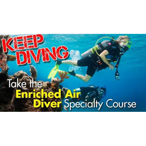 Enriched Air Diver w/o dives