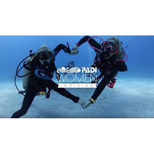 Open water Diver Class- Phase 1 & 2 Ladies Only