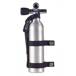 Drysuit Inflation Bottle Mount