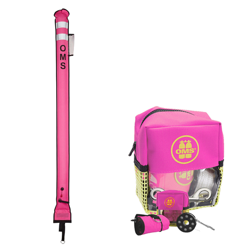 Safety Set 1 Pink Hybrid