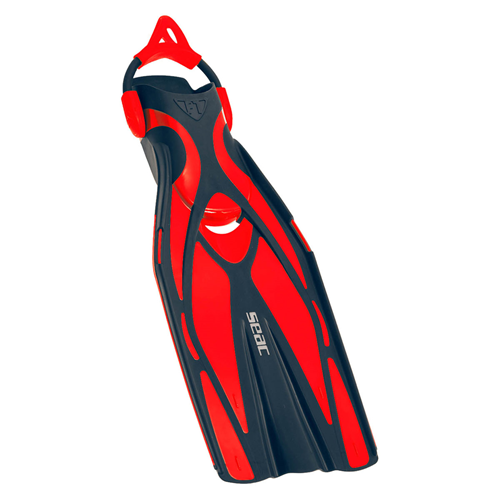 F1-S Fins with Spring Strap