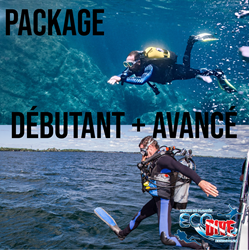 Package Open Water + Advance