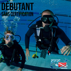 Open Water Sans Certification