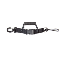 Coil Lanyard  (light-duty)