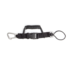 Coil Lanyard  (medium-duty)
