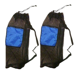 Mesh Backpack Gear Bag