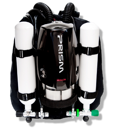 Prism 2 Rebreather with Petrel