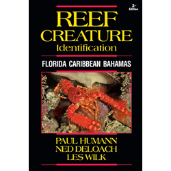Book, Reef Creature Id