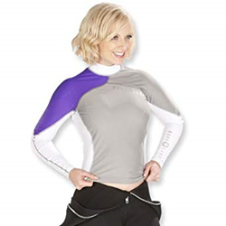 Rash Guard, Lycra, Ls, Sm Wms