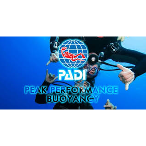 Peak Performance Buoyancy Dive