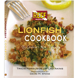 Book, Lionfish Cookbook