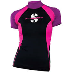 Rash Guard, T-flex, Wmn