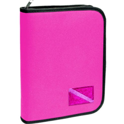 Binder, 3 Ring W/insert Pink