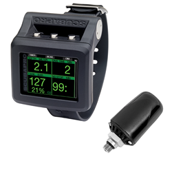 G2 Wrist Computer W/transmitter