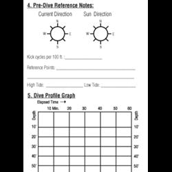 Dive Planner & Navigation Aid