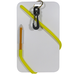 Pro-slate With Carabiner Snappy Coil