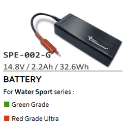 Thermalution Battery For Green And Red Grade Ultra