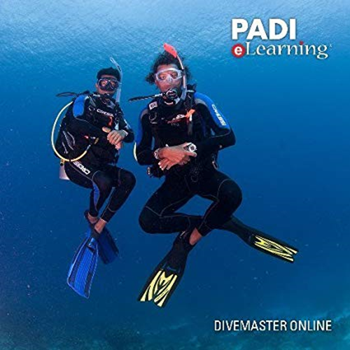 Divemaster eLearning (also available in Japanese)