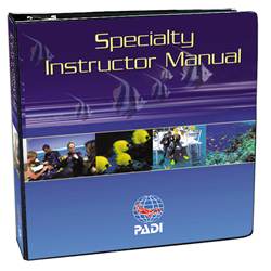Specialty Course Instructor Manual With Binder (25 Guides)