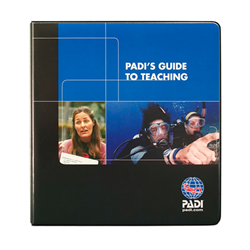 Padi's Guide To Teaching Manual