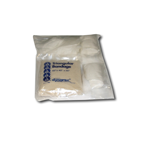 Emergency First Response® Training Bandage Pack