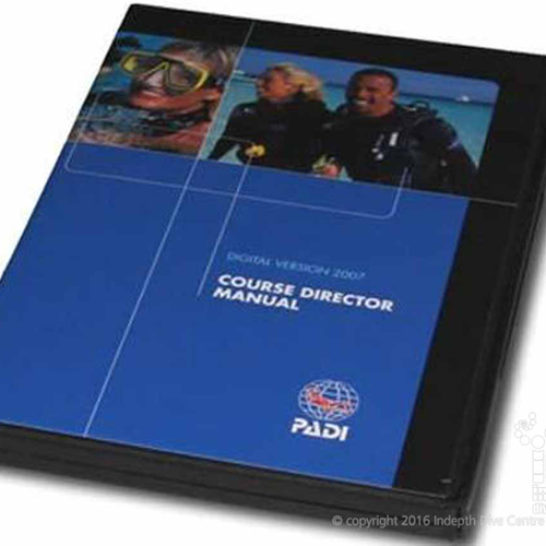 Course Director Manual, Digital Version, CD-ROM (E/F/S)