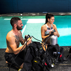 Open Water Diver - Pool Refresher Private