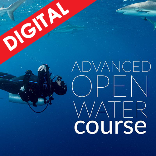 Advanced Open Water Diver - Digital Materials