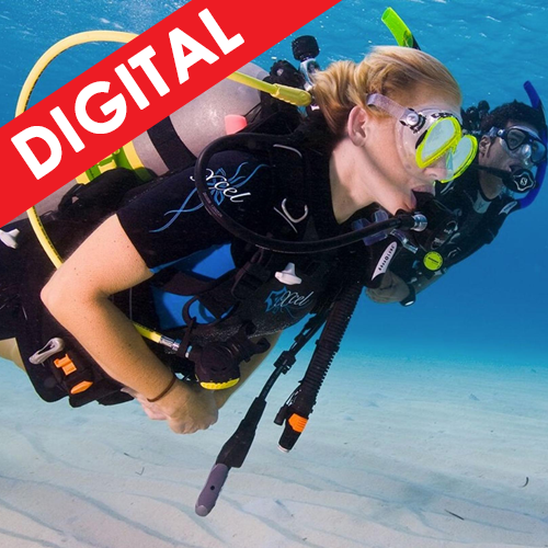 Enriched Air Diver - Digital Materials - Private - EOL