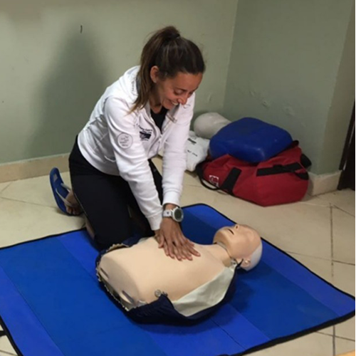EFR: Prim. & Scnd. Care (CPR/FirstAid/O2) with AED