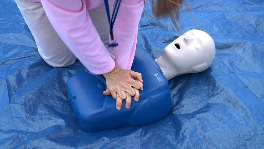 React Right Cpr/aed/first Aid/o2