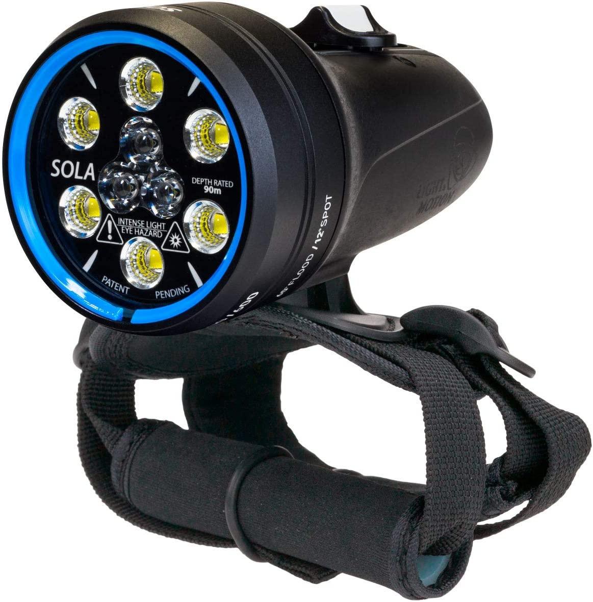 Sola Dive 2000 S/f Black