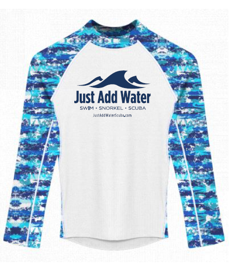 JAW Long Sleeve Rash Guard