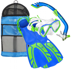 Aqualung Regal Jr. Snorkelling Set