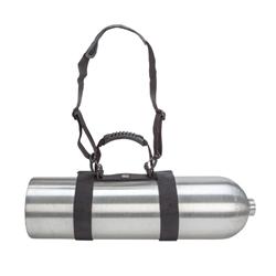 Deluxe Tank Carrier With Shoulder Strap