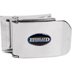 Highland Stainless Steel Harness Buckle