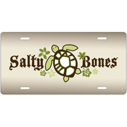 Salty Bones Turtle Flowers