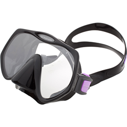 Atomic - Frameless, Black/purple