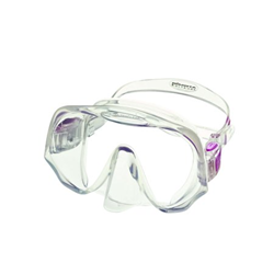 Atomic - Frameless, Clear/purple