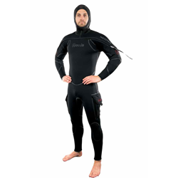 Neotek Semi-Drysuit