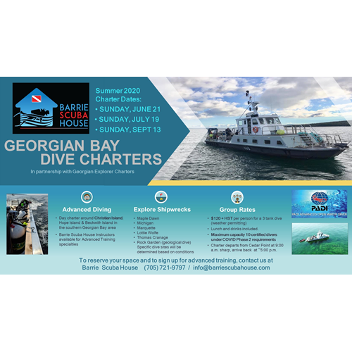 Georgian Bay Dive Charter