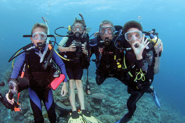 GIVE THE GIFT OF SCUBA -