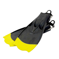F1 Fins With Yellow Tip