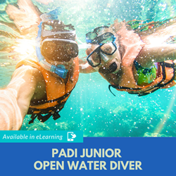 Junior Open Water Diver