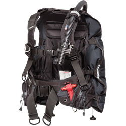 Stiletto BCD With Inflator Hose